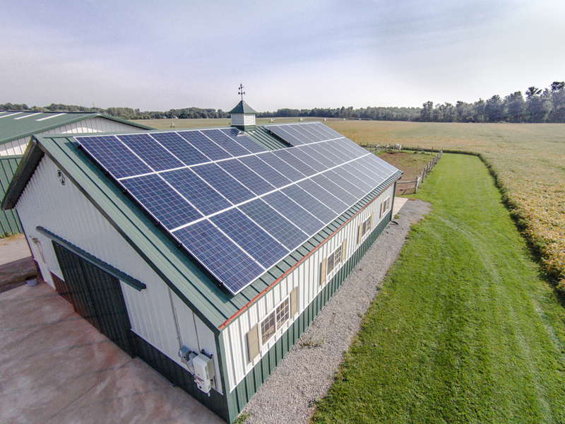 Agriculture Install, Eagle Harbor Road