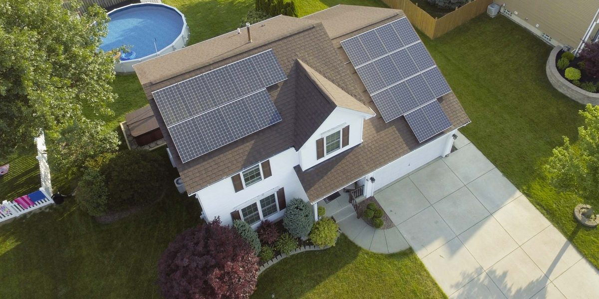 West Seneca Solar Install