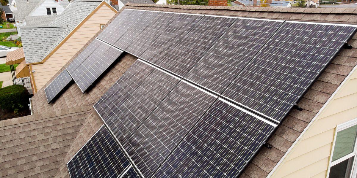 solar panels in wny