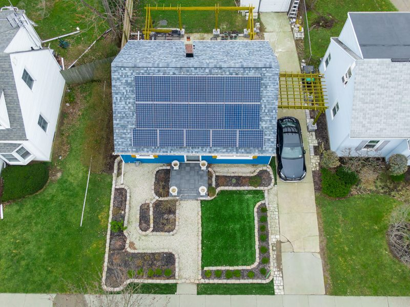 Residential Install in Western New York