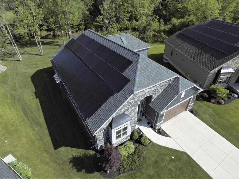 Residential Install – East Amherst