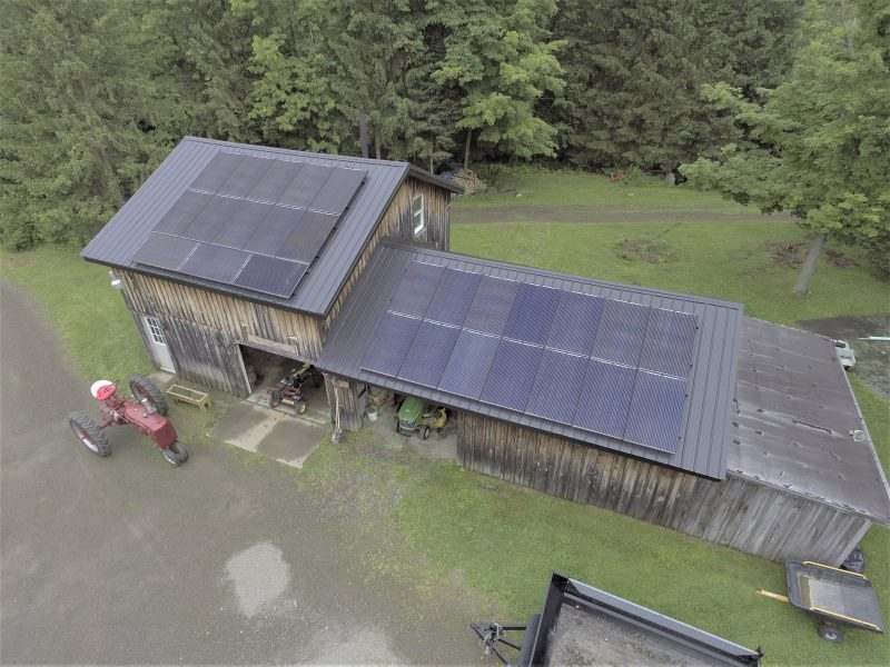Solar Installation – South Towns of Buffalo