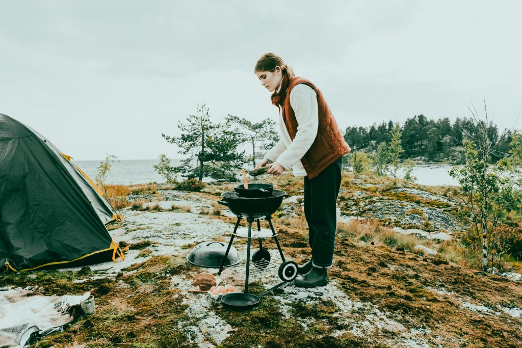best portable solar chargers for camping and emergenies - solar by cir
